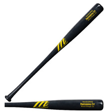 Marucci Professional Cut Maple Baseball Charcoal Grey/Gold Wood Bat 32""