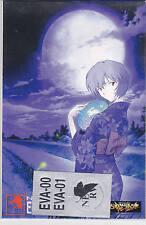 Neon Genesis Evangelion carta OVP cómic anime manga japan kimono Luna