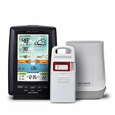 AcuRite Weather Station with Rain Gauge and Lightning Detector (01021m)
