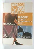 Winsor Pilates - Basic 3 DVD Workout: Basics/ 20 Minute Workout/ Accelerated.. 6