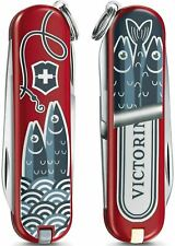 VICTORINOX CLASSIC SD 2019 SARDINE CAN SWISS ARMY POCKET KNIFE 0.6223.L1901