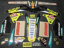 Suzuki RMZ450 2008-2017 Team USA Yoshimura graphics kit+ plastics GR1512