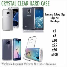Samsung Galaxy Edge & Edge Plus & Note edge crystal clear hard case wholesale