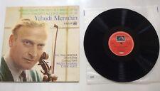 ASD 334 MENDELSSOHN BRUCH Violin Concertos YEHUDI MENUHIN KURTZ HMV STEREO UK LP