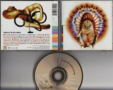 VOICES OF THE REAL WORLD 2000 CD PETER GABRIEL SHEILA CHANDRA PAPA WEMBA