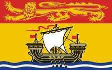 NEW BRUNSWICK PROVINCE FLAG FRIDGE MAGNET