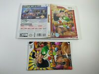 Punch Out Nintendo Wii Case and Manual Only No Game