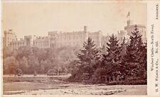 CDV Windsor Castle North Front George Washington Wilson Aberdeen c1870s