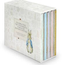 2016 UK 150th Anniversary of Beatrix Potter. 5 pack box set !! Mint
