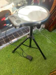 ENO Digital Drumming Practice Electric Drum Pad With Drum stick and stand