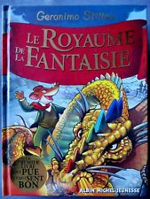 Geronimo Stilton : Le royaume de la fantaisie, 2009