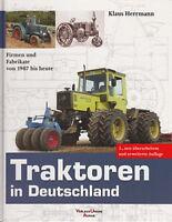 Hermann: Traktoren in Deutschland 1907 bis heute Traktor/Schlepper/Typen-Buch