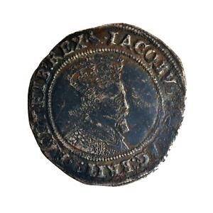 James I Irish Shilling (HHC5871)