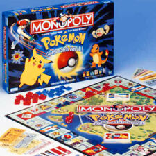 POKEMON Monopoly Collector's Edition (1999) REPLACEMENT PARTS