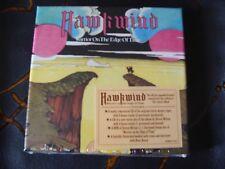Box Set: Hawkwind : Warrior On the Edge Of Time :  2CDs & NTSC DVD Sealed