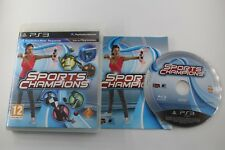 PLAY STATION 3 PS3 SPORTS CHAMPIONS COMPLETO  PAL ESPAÑA