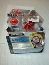 Bakugan Ultra Armored Alliance Pyrus Dragonoid Collectible Action Figure