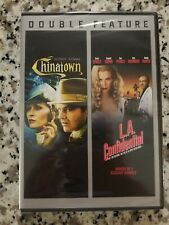 Chinatown/L.A. Confidential (Dvd, 2014, 2-Disc Set) New Shrink Wrapped