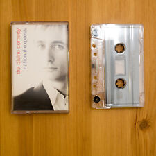The Divine Comedy 'National Express' Cassette Single. Excellent Condition