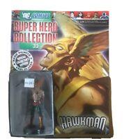 DC COMICS SUPER HERO COLLECTION ISSUE 33 HAWKMAN EAGLEMOSS FIGURE + MAGAZINE