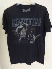 Led Zeppelin 1975 Tour Repro Retro Graphic T-Shirt Men Large by Bravado