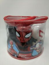 Marvel Spider-Man Squirter Toys, Five Spider-Man Characters