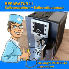 Reparatur Kaffeemaschine Delonghi PERFECTA cappuccino ESAM5500