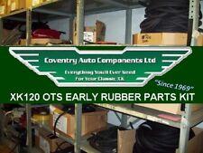 6791 E  Jaguar XK120 OTS (Roadster) Early Complete Rubber Parts Kit RPK120