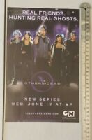 The Othersiders Tv Show RARE Print Advertisement