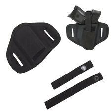 Tactical Right/Left Hand Concealed Pistol Handgun Holster Belt Waist Gun Pouch
