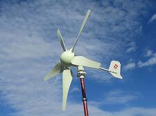 Hurricane XP Wind Turbine Generator Kit Off Grid 48 volt RV Marine 450 Watt