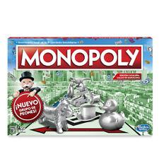 Monopoly Clásico versión Catalán 8 años (Hasbro C1009)