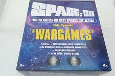 More details for sixteen 12 space 1999 war games hawk warship & battled damaged eagle transporter