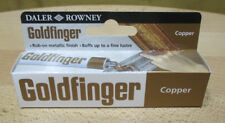 22ml (47,68 €/100ml) GOLDFINGER METALL-PASTE KUPFER METALLBRONZE COPPER