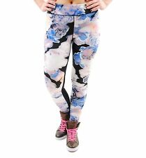 Finders Keepers Women's Floral Print Leggings Size S RRP AU $172 BCF65