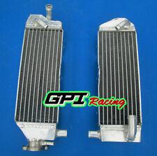 FOR Suzuki RM250 RM 250 1991 1992 Aluminum radiator
