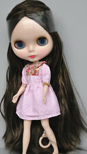 """Takara 12"""" Neo Blythe Mixed Color Hair Nude Doll from Factory TBO125"""