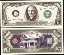 Lot of 25 - Warren G. Harding 29th President Dollar