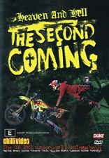 Heaven And Hell - The Second Coming (DVD, 2008) *NEW & SEALED*
