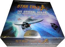 Star Trek TOS 50th Anniversary Factory Sealed Trading Card Box