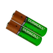 Duracell AA batteries Recharge Turbo Ni-MH 2500 mAh HR6 DX1500 Blister Pack of 4