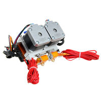 Geeetech MK8 double Extrudeuse With Cool Fan for 3D Printer Makerbot Prusa I3
