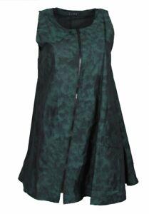 Taft-Kleid in Camouflage Design XADOO Lagenlook 40 42 44 46 48 50 52 54 SALE