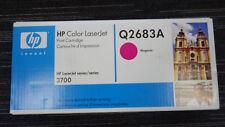 Genuine HP Q2683A Magenta Toner Cartridge - fits Laserjet 3700