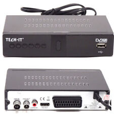 Ricevitore digitale terrestre decoder TV televisione registratore USB DVB-T2