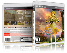 Atelier Ayesha: The Alchemist Of Dusk - Replacement PS3 Cover and Case.NO GAME!!