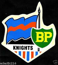 'THE KNIGHTS'' Vinyl Decal Sticker NEWCASTLE PETROL BP nrl rugby league