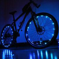 20 LED MTB Bike Cycling Decoration Hot Wheel Spoke Light Bicycle Light n