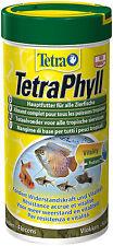 Tetra Phyll 250ml Flockenfutter für alle pflanzenfressenden Fische TetraPhyll