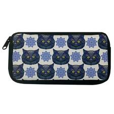 Cheshire Cat Neoprene Pencil Case Cosmetic Makeup Bag Storage Pouch